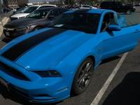 2013 Ford Mustang GT Premium Coupe V-8 cyl