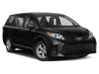 New 2019 Toyota Sienna Limited Premium AWD 4D Passenger Van
