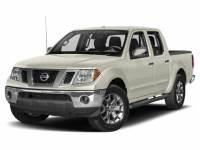 2019 Nissan Frontier PRO Truck Crew Cab
