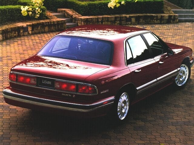 Photo Used 1996 Buick Lesabre Limited in Bellingham