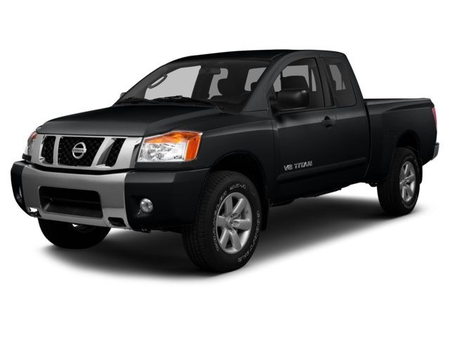 Photo Used 2015 Nissan Titan Truck King Cab For Sale in Dublin CA