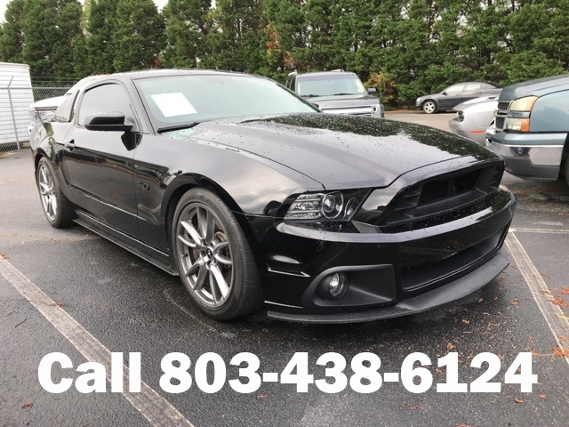 Photo Pre-Owned 2013 Ford Mustang GT Premium RWD 2D Coupe