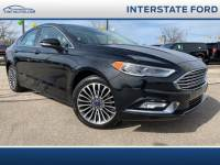 Used 2017 Ford Fusion SE Sedan EcoBoost I4 GTDi DOHC Turbocharged VCT in Miamisburg, OH