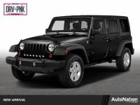 2017 Jeep Wrangler JK Unlimited Sport 4x4