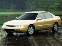 Pre-Owned 1995 Honda Accord EX 2.7L Sedan Front-wheel Drive in Jacksonville FL
