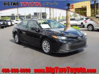 Certified Pre Owned 2018 Toyota Camry LE LE Sedan for Sale in Chandler and Phoenix Metro Area