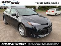 2017 Toyota Corolla LE Sedan For Sale - Serving Amherst