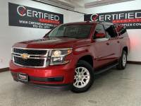 2015 Chevrolet Suburban LT 4WD SUNROOF REAR CAMERA REAR PARKING AID LANE ASSIST LEATHER HEATED SEAT