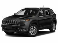 Used 2016 Jeep Cherokee Sport SUV 4D SUV in Walnut Creek CA