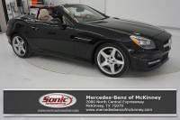 2016 Mercedes-Benz SLK SLK 300 Roadster in McKinney