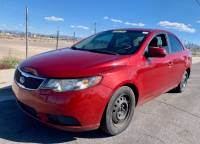 2011 Kia Forte EX** ONLY 80K MILES* GREAT ON GAS*