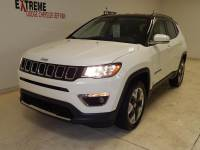 2018 Jeep Compass Limited 4x4 SUV 4x4 For Sale | Jackson, MI
