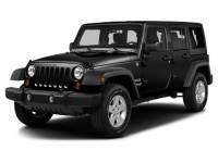 Certified Used 2016 Jeep Wrangler Unlimited Sahara near North Bethesda