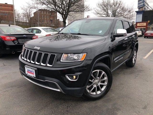 Photo 2015 Jeep Grand Cherokee Limited