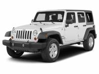 Used 2014 Jeep Wrangler Unlimited Altitude 4WD Altitude Near Indianapolis