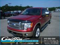 2011 Ford F-150 Crew Cab Short Bed Truck Rockingham, NC