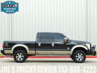 2011 Ford Super Duty F-250 SRW King Ranch 4x4
