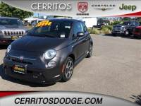 Used 2016 FIAT 500e Battery Electric for Sale in Cerritos