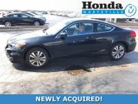 Used 2012 Honda Accord EX-L Coupe