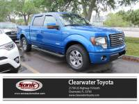 2011 Ford F-150 FX2 2WD Supercrew 145 Truck SuperCrew Cab in Clearwater