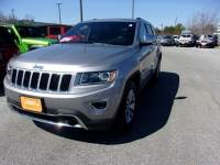 Certified Used 2015 Jeep Grand Cherokee Limited near North Bethesda