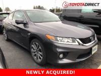 2015 Honda Accord EX-L V-6 Coupe Front-wheel Drive