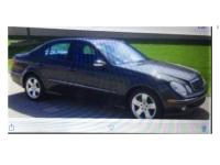 2005 E500 Mercedes Benz