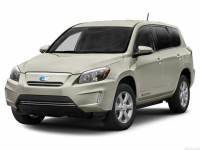 2012 Toyota RAV4 EV Base SUV FWD For Sale at Bay Area Used Car Dealer near SF