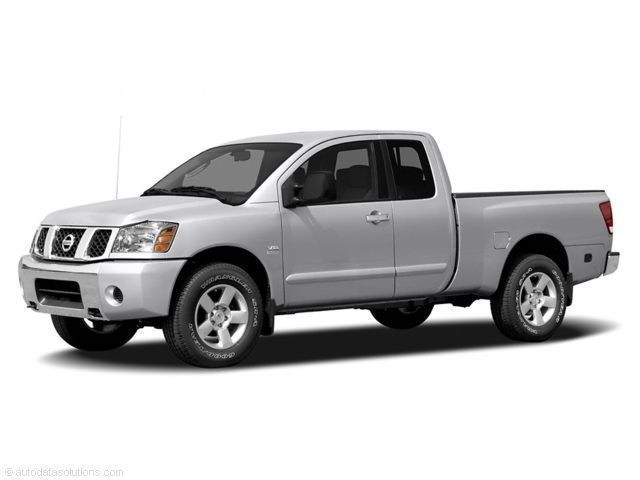 Photo Used 2006 Nissan Titan LE wFFV Truck King Cab for sale in Manassas VA