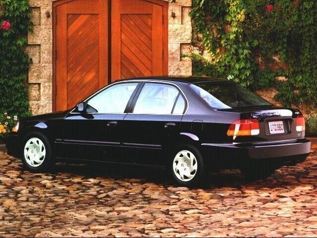 Photo 1996 Honda Civic LX Sedan For Sale in Bakersfield