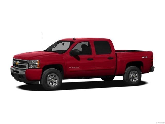 Photo Used 2012 Chevrolet Silverado 1500 2WD Crew Cab 143.5 LT Pickup Truck For Sale in Seneca, SC