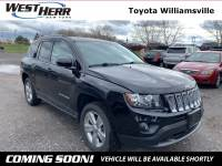2016 Jeep Compass Latitude SUV For Sale - Serving Amherst
