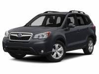 Used 2015 Subaru Forester 2.5i Limited (CVT) in Salem