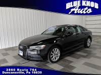 2018 Audi A6 2.0T Premium S LINE Sedan in Duncansville | Serving Altoona, Ebensburg, Huntingdon, and Hollidaysburg PA