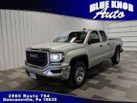 2016 GMC Sierra 1500 Truck Double Cab in Duncansville | Serving Altoona, Ebensburg, Huntingdon, and Hollidaysburg PA