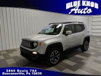 2015 Jeep Renegade Latitude 4x4 SUV in Duncansville | Serving Altoona, Ebensburg, Huntingdon, and Hollidaysburg PA