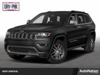 2018 Jeep Grand Cherokee Limited RWD