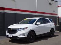 Used 2018 Chevrolet Equinox For Sale at Huber Automotive | VIN: 2GNAXSEV1J6213832