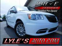 2016 Chrysler Town & Country 4dr Wgn Limited
