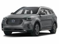 2017 Hyundai Santa Fe Limited Ultimate Limited Ultimate 3.3L Auto