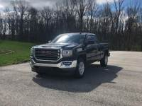 Pre-Owned 2017 GMC Sierra 1500 4WD Double Cab 143.5 SLE 4WD