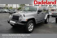 Certified Used 2015 Jeep Wrangler Unlimited Sahara SUV in Miami