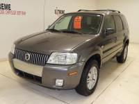 2006 Mercury Mariner 4dr Luxury 4WD SUV 4x4 For Sale | Jackson, MI