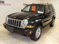 2007 Jeep Liberty 4WD 4dr Limited SUV 4x4 For Sale | Jackson, MI