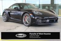 2018 Porsche 718 Cayman GTS Coupe in Houston