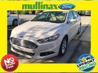 Used 2016 Ford Fusion SE W/ Luxury Package! Sedan I-4 cyl in Kissimmee, FL