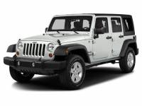2016 Jeep Wrangler JK Unlimited Rubicon 4x4 SUV For Sale in Madison, WI