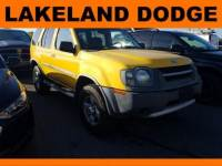 Pre-Owned 2004 Nissan Xterra XE