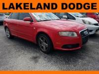 Pre-Owned 2008 Audi A4 2.0T