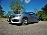 2016 Honda Civic LX w/ Rear Camera,Bluetooth, One Owner,24k Mis!